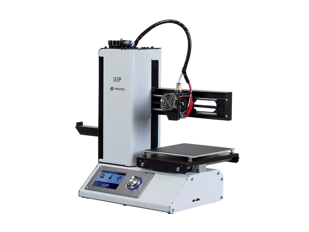 Monoprice MP Select Mini 3D Printer V1(REFURBISHED)-Large-Image-1