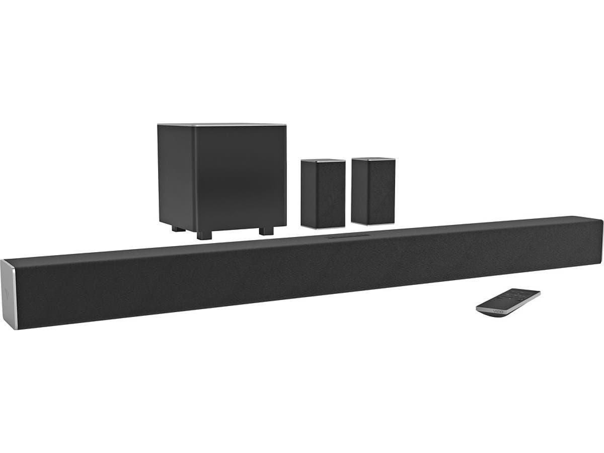 "VIZIO SB3851-D0 SmartCast 38"" 5.1 Sound Bar System (Recertified)"
