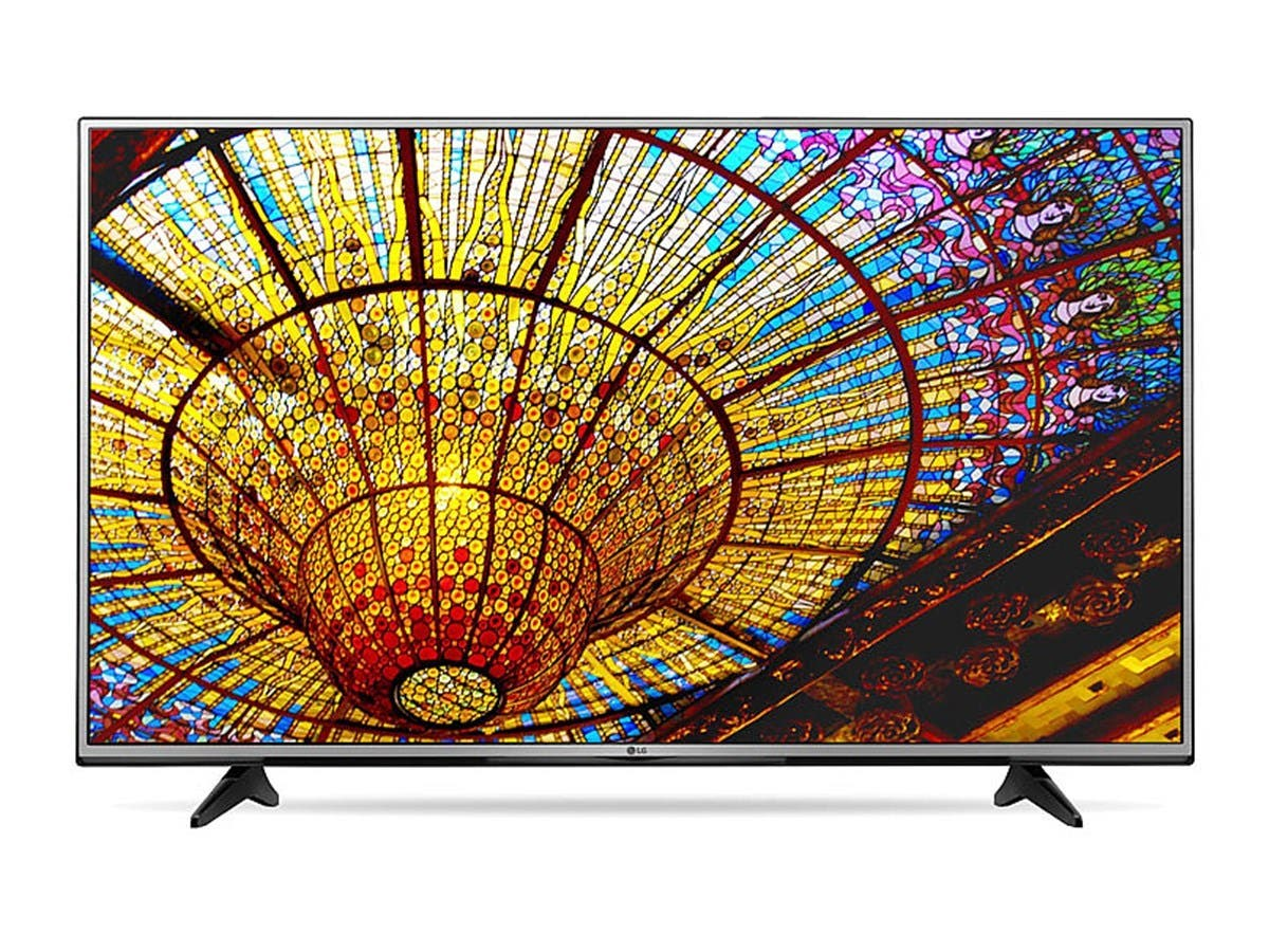 "LG 43UH6030 43"" 4K Ultra HD HDR 2160p Smart LED HDTV (Open Box)"