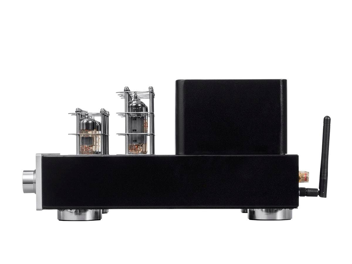 Monoprice Pure Tube Stereo Amplifier with Bluetooth, Line