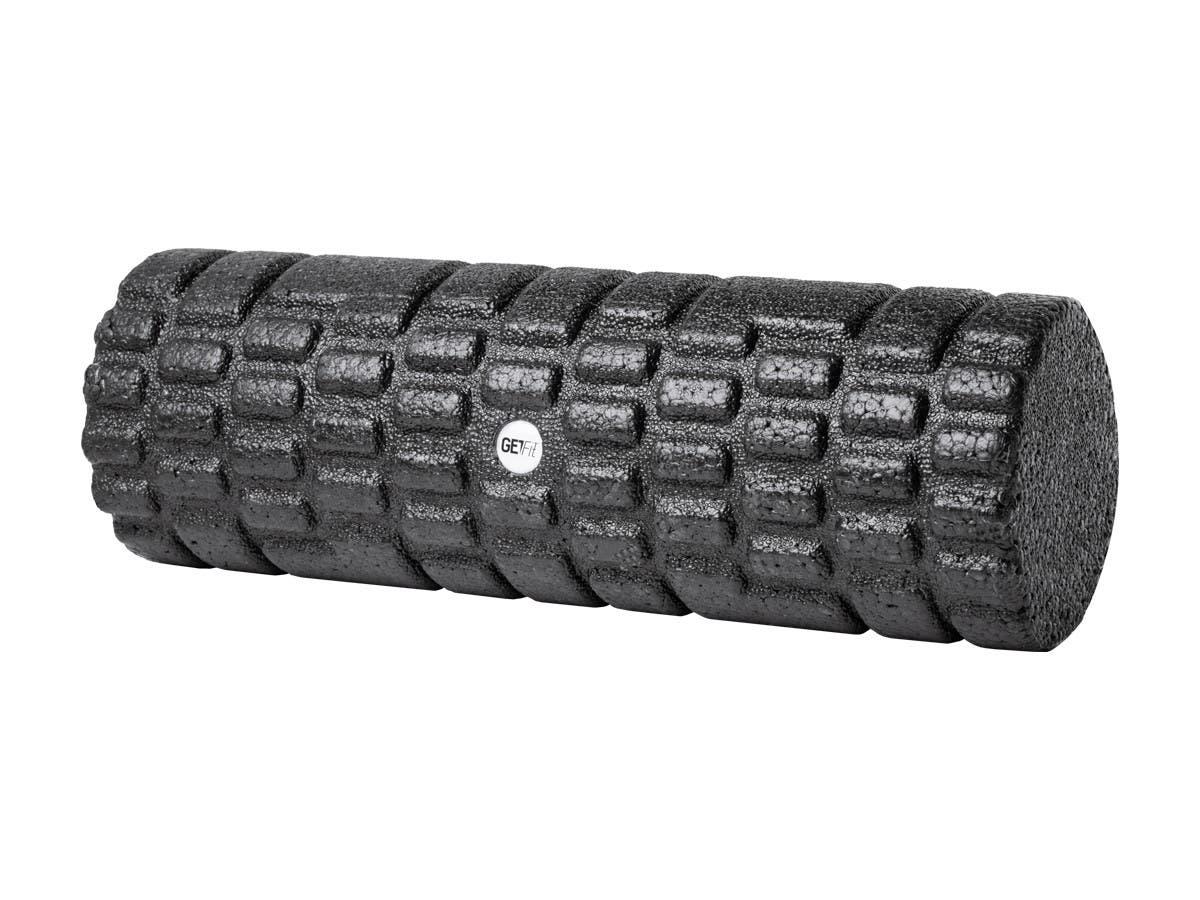 GetFit by Monoprice High-Density Muscle Foam Roller w/ Dual Pressure Zones - main image