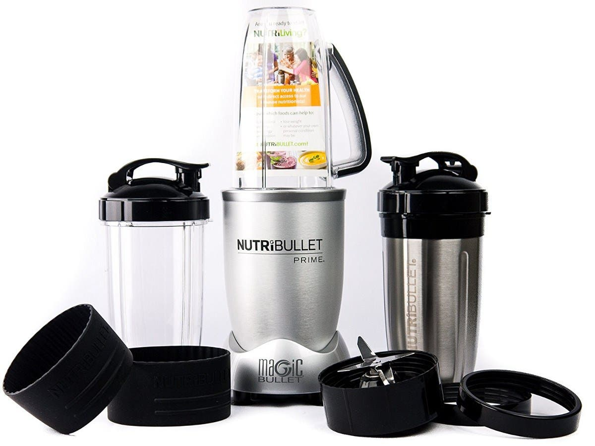 NutriBullet PRIME 1000 Watt 12-Piece High-Speed Blender/Mixer System-Large-Image-1