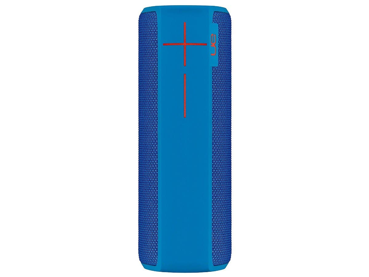 Logitech UE Boom 2 Portable Bluetooth Wireless Speaker - Brainfreeze/Blue (Refurbished)-Large-Image-1
