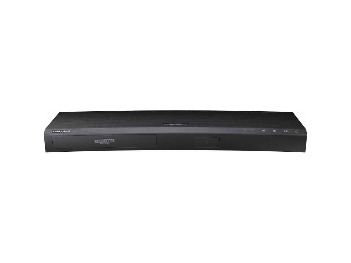 Samsung UBD-K8500/ZA 4K Ultra HD Blu-ray Player (Recertified)