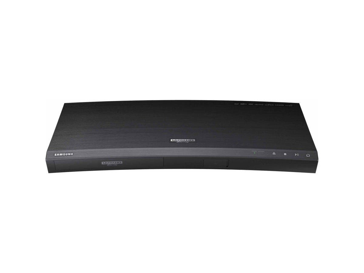Samsung UBD-KM85c 4K Ultra HD Streaming Blu-ray Player (Recertified)-Large-Image-1