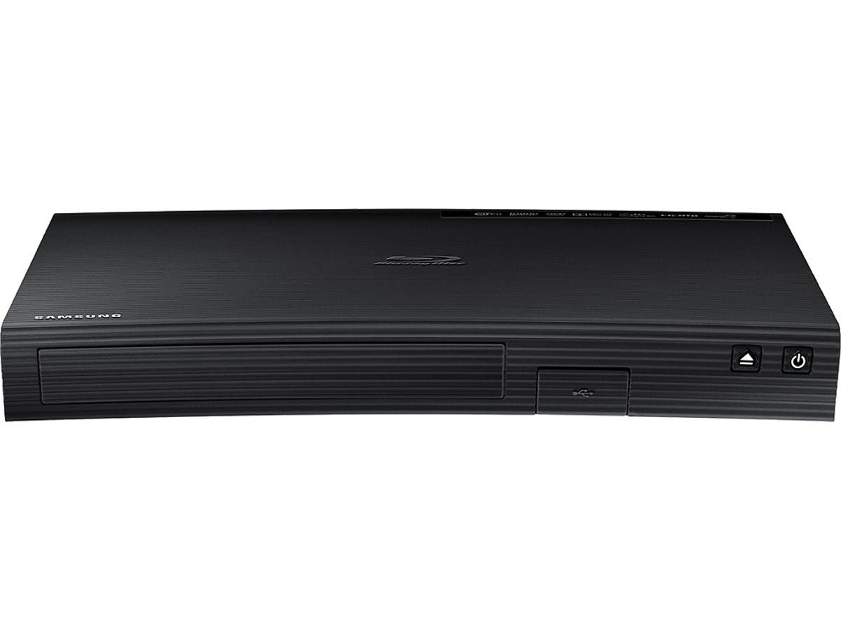 Samsung BD-J5700 Curved Blu-ray Player with Wi-Fi (Recertified)
