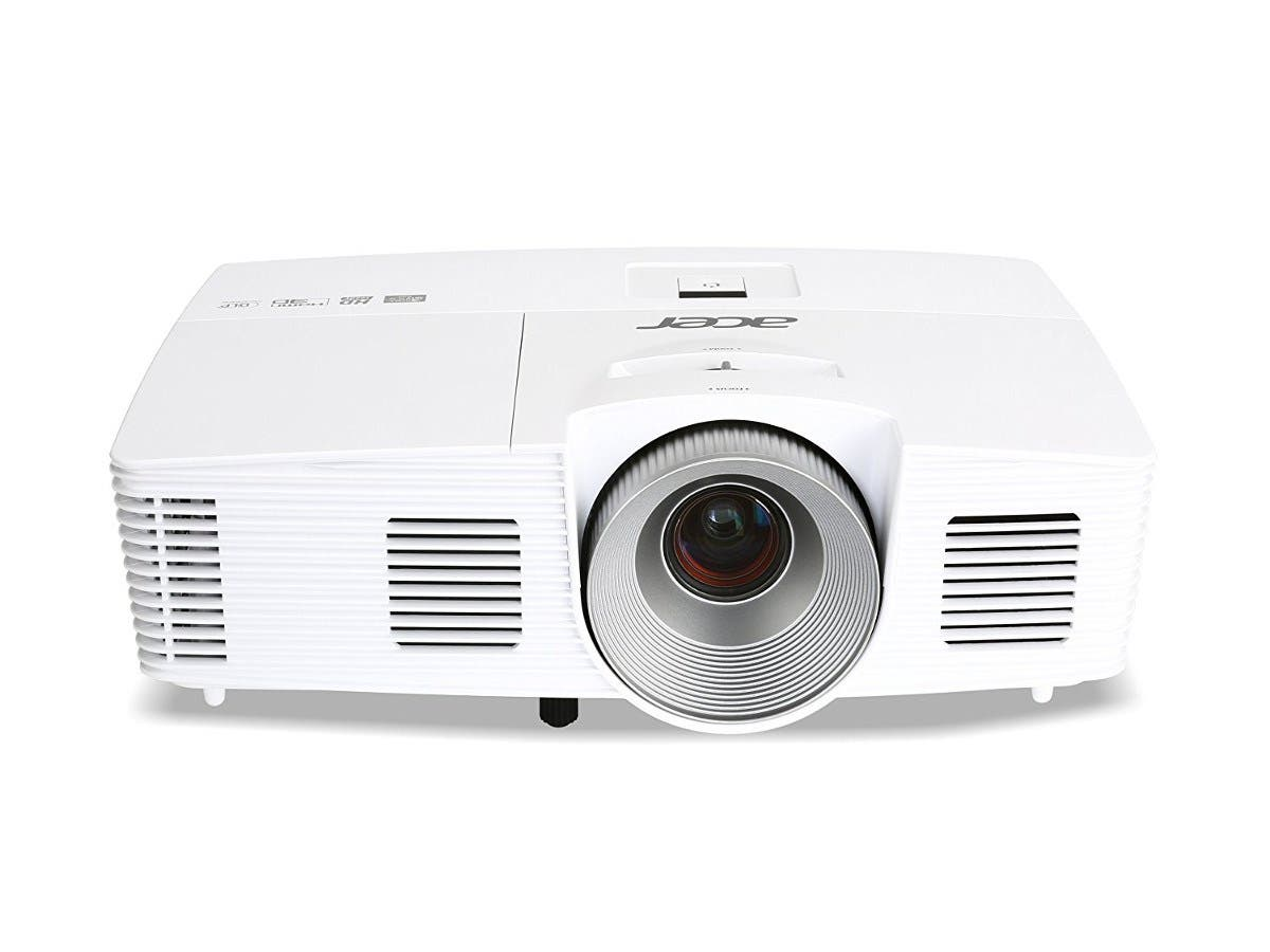 Acer H5380BD 1280x720HD 3,000 Lumen 17,000:1 Contrast Ratio 3D Ready DLP Projector (Open Box)