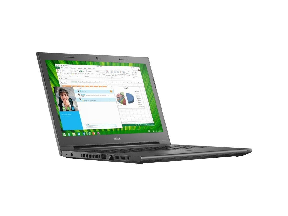 """Dell Vostro 15 3000 15-3558 15.6"""" LED Notebook - Intel Core i3 i3-4005U Dual-core (2 Core) 1.70 GHz VOS35583750 - 998-BMNX (Open Box)"""