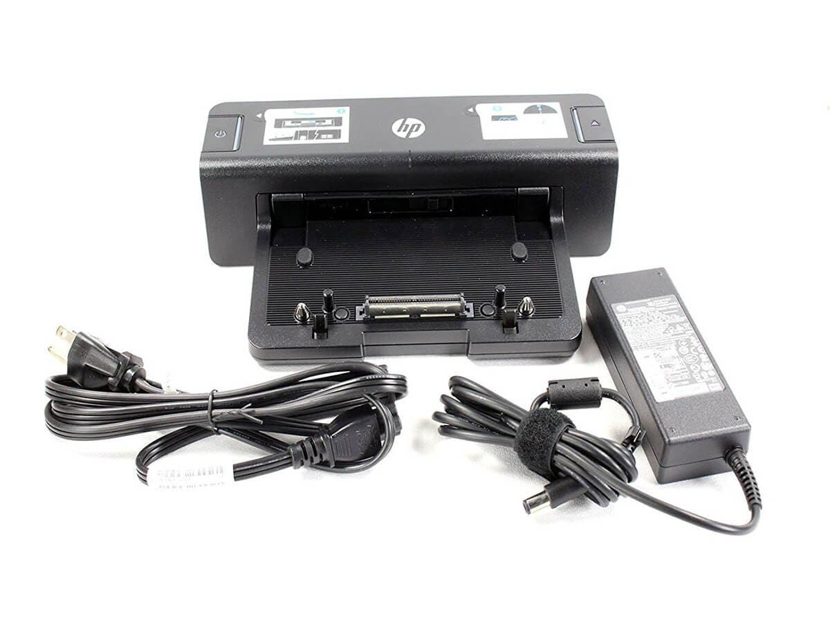 Hewlett Packard HP A7E33AV#ABA 90W Docking Station-Large-Image-1