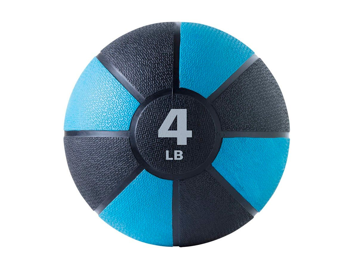 GetFit 4 Pound Medicine Ball-Large-Image-1