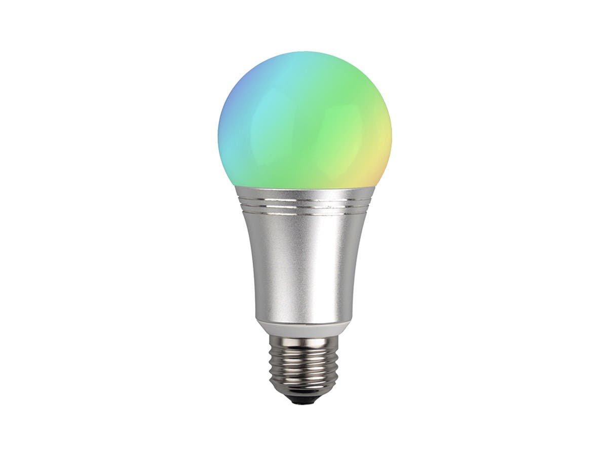 Monoprice Z-Wave Plus RGB Smart Bulb (Works with Alexa & Google Home with Hub) - main image