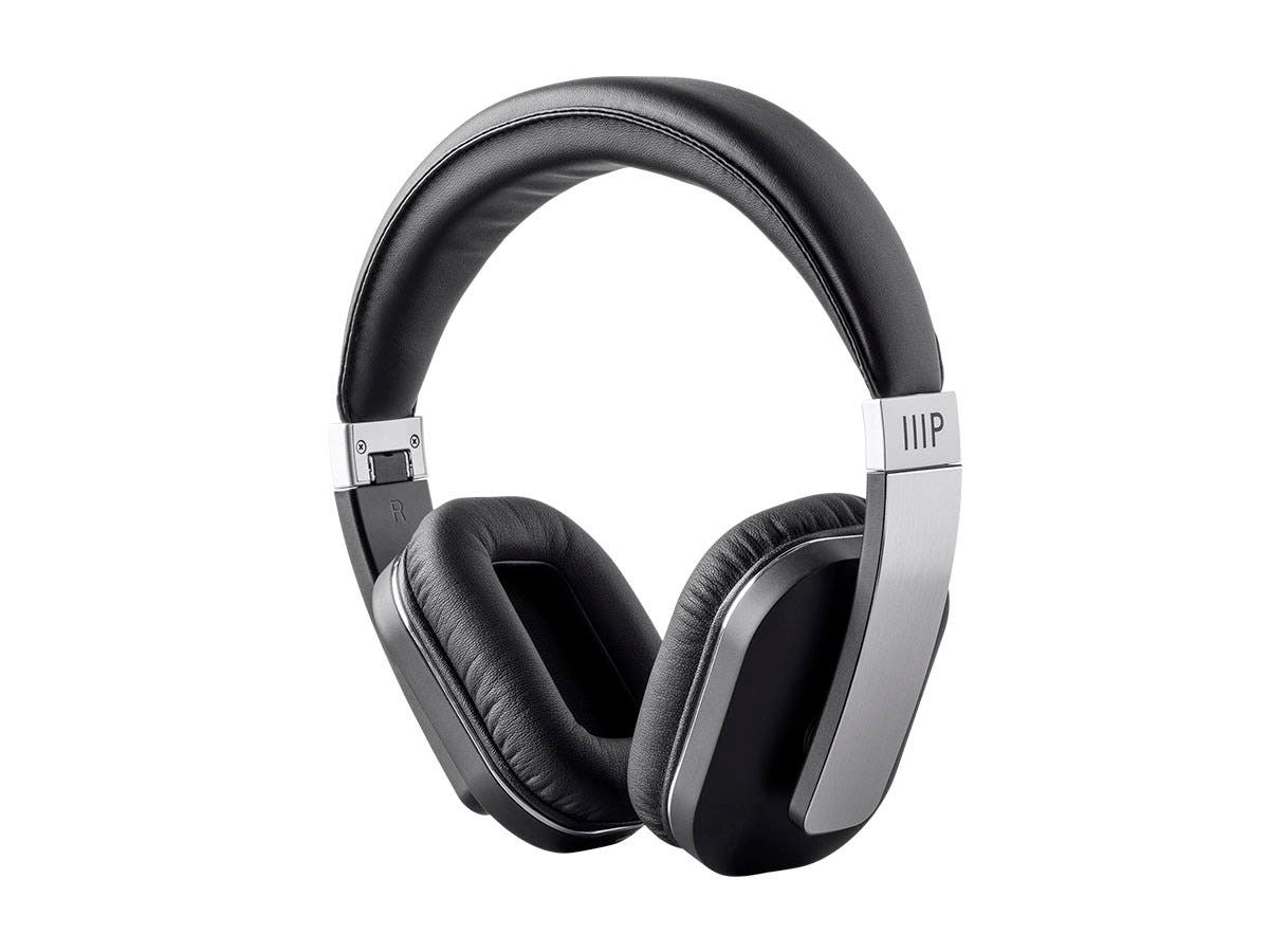 14d6861045e Monoprice BT-400 Bluetooth Over Ear Headphone with Qualcomm AptX  Support-Large-Image