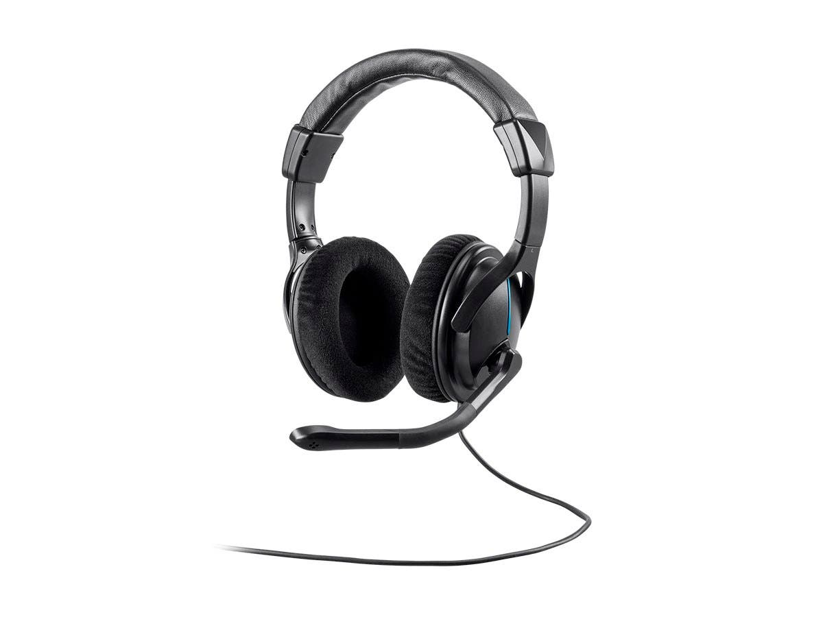Monoprice MP Gaming Headphone for PC, PlayStation, and Xbox-Large-Image-1