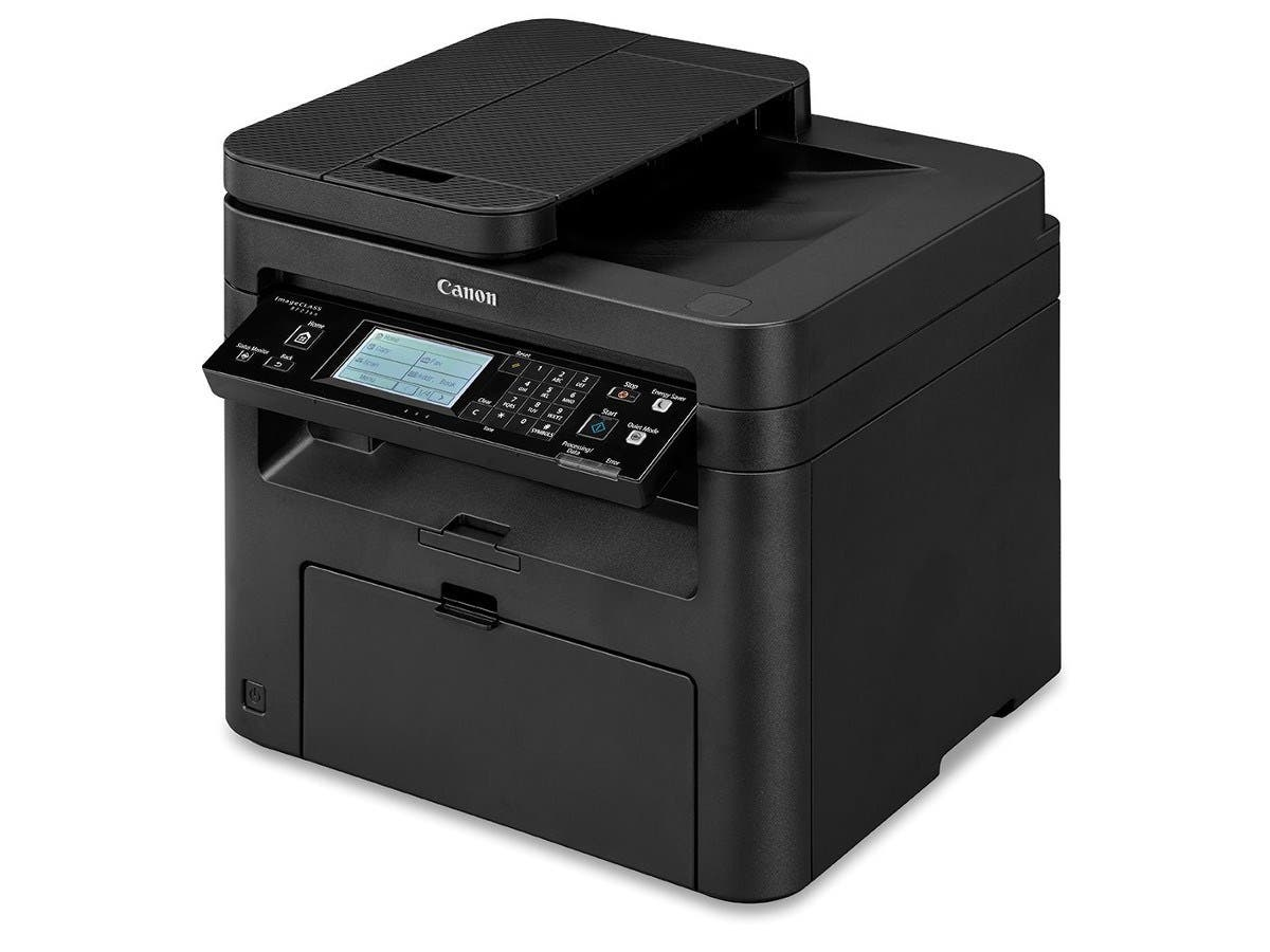 Canon imageCLASS MF236n All in One, Mobile Ready Laser Printer, Black