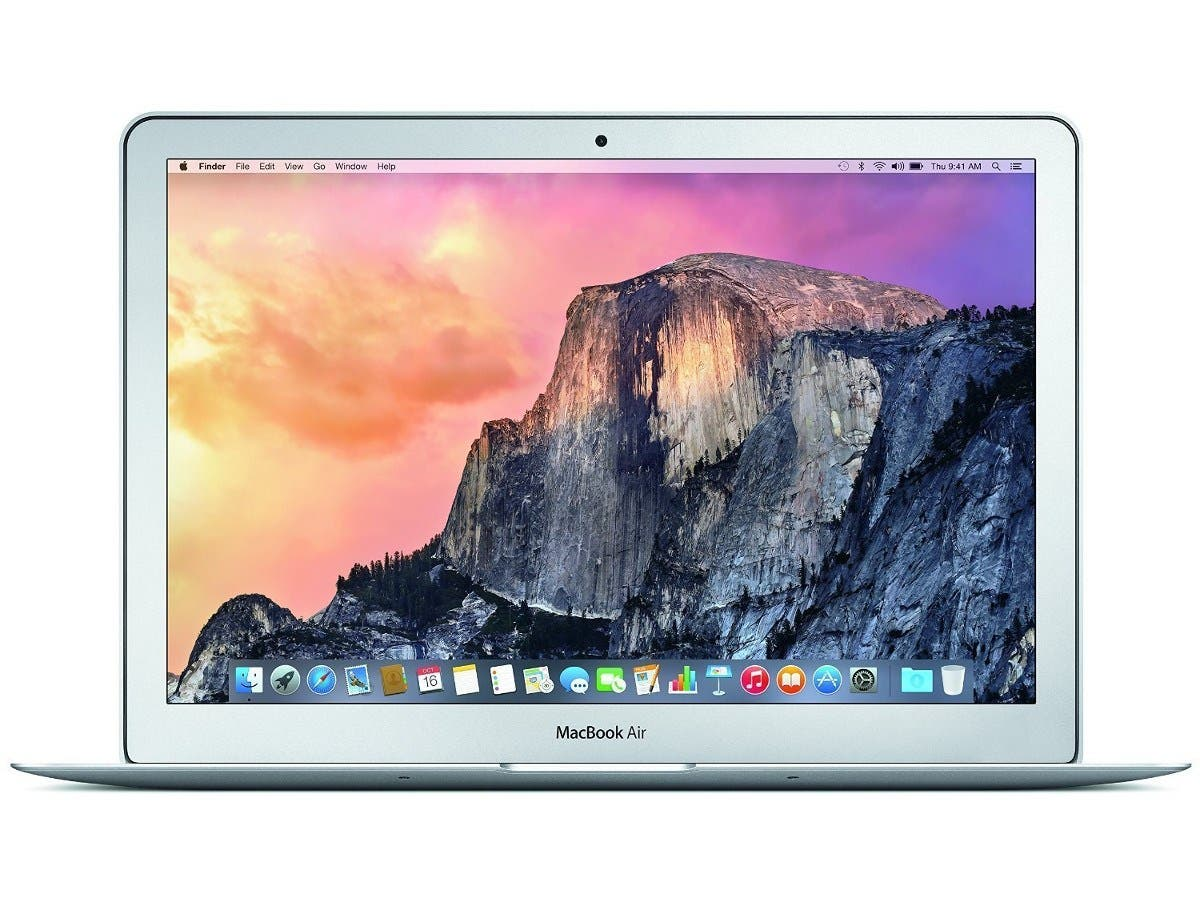 Apple MMGF2LL/A MacBook Air 13.3-Inch Laptop (8GB RAM 128 GB SSD) MMGF2 -Large-Image-1