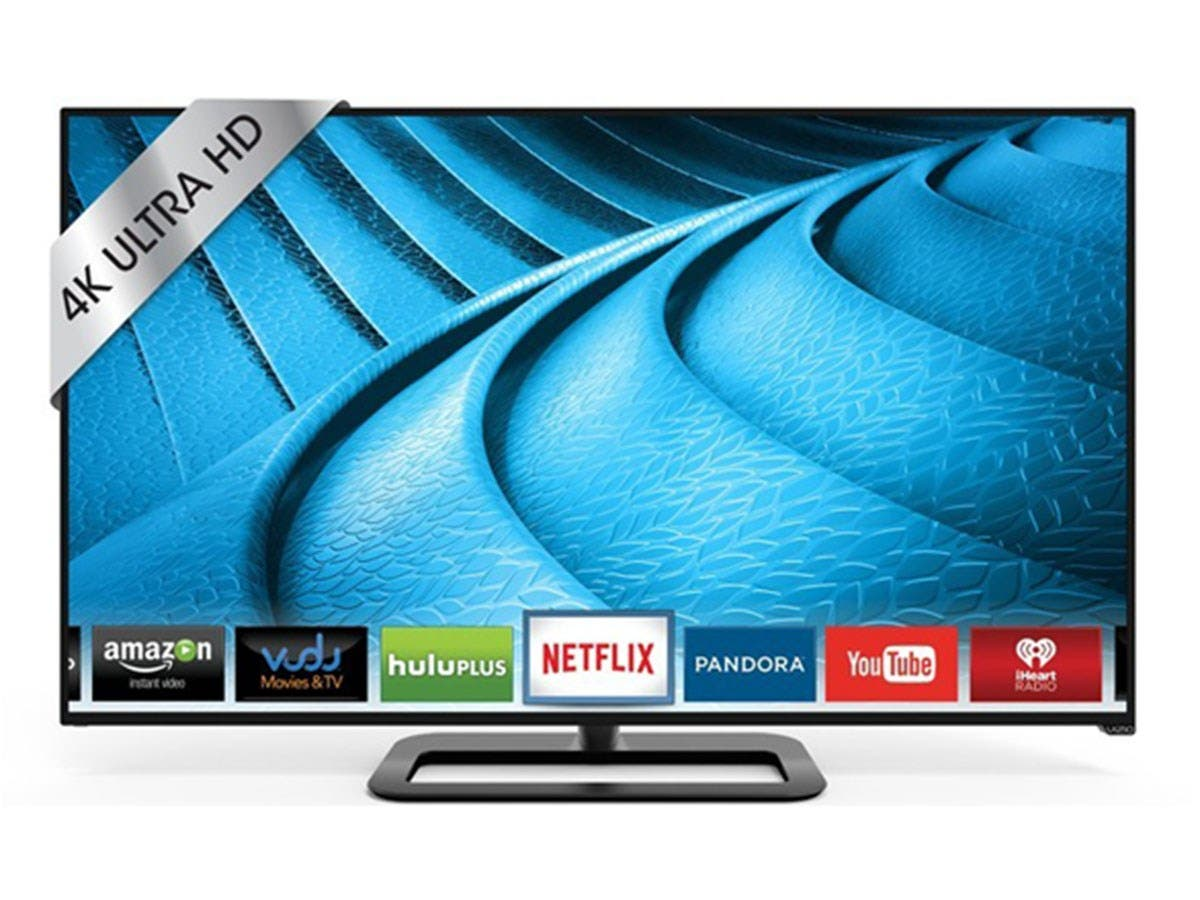 VIZIO P502ui-B1E 50-Inch 4K Ultra HD Smart LED HDTV 120Hz (REFURBISHED)-Large-Image-1