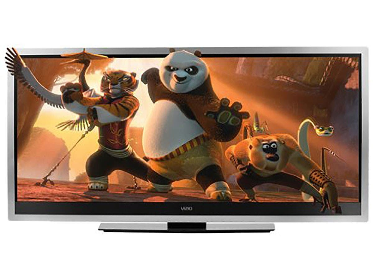 VIZIO XVT Series 21:9 58-inch Class LED Smart TV with Theater 3D (Refurbished)-Large-Image-1
