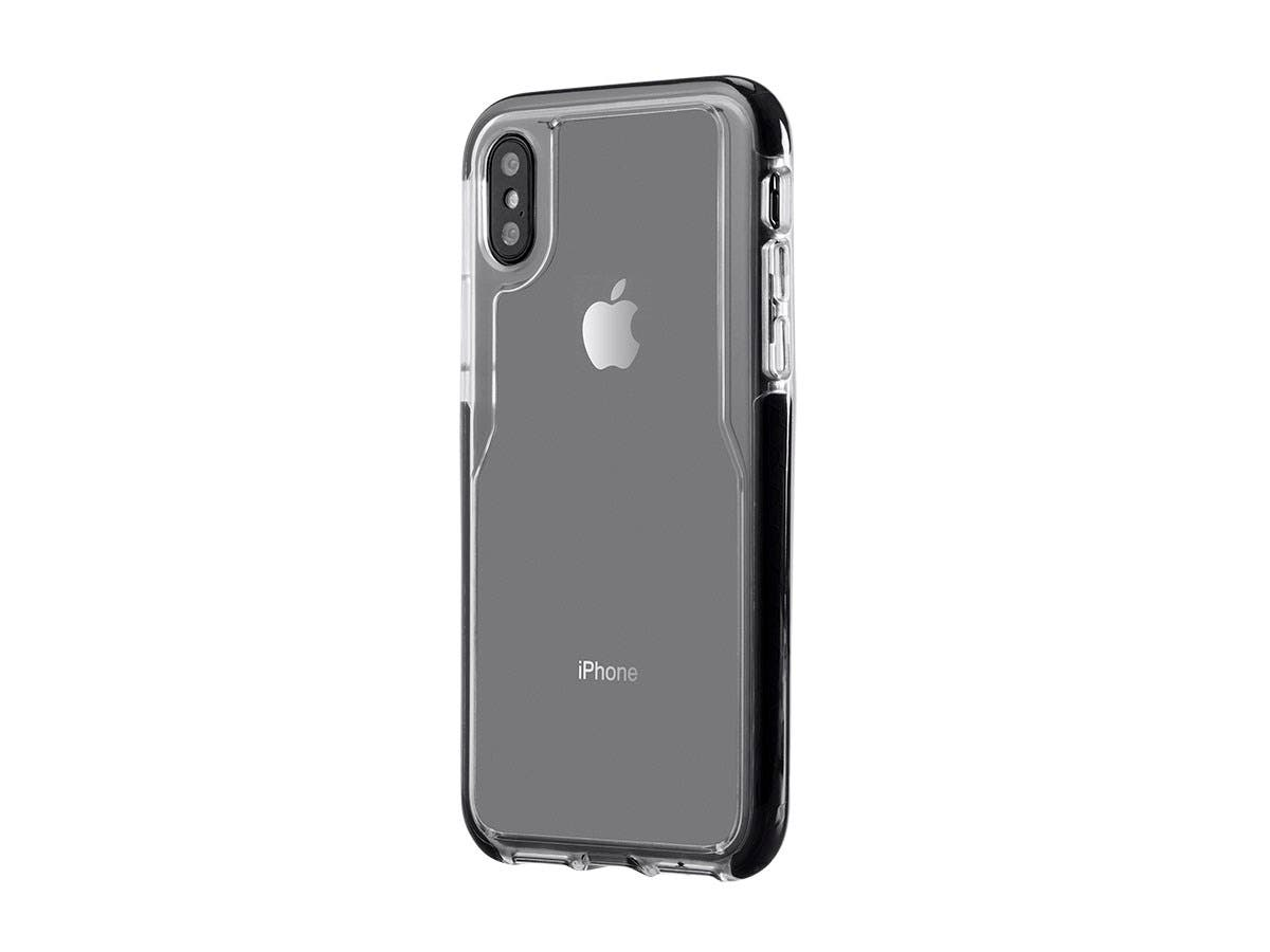 Monoprice TPU Hybrid Anti-Scratch Protector Case for 5.8-inch iPhone X-Large-Image-1