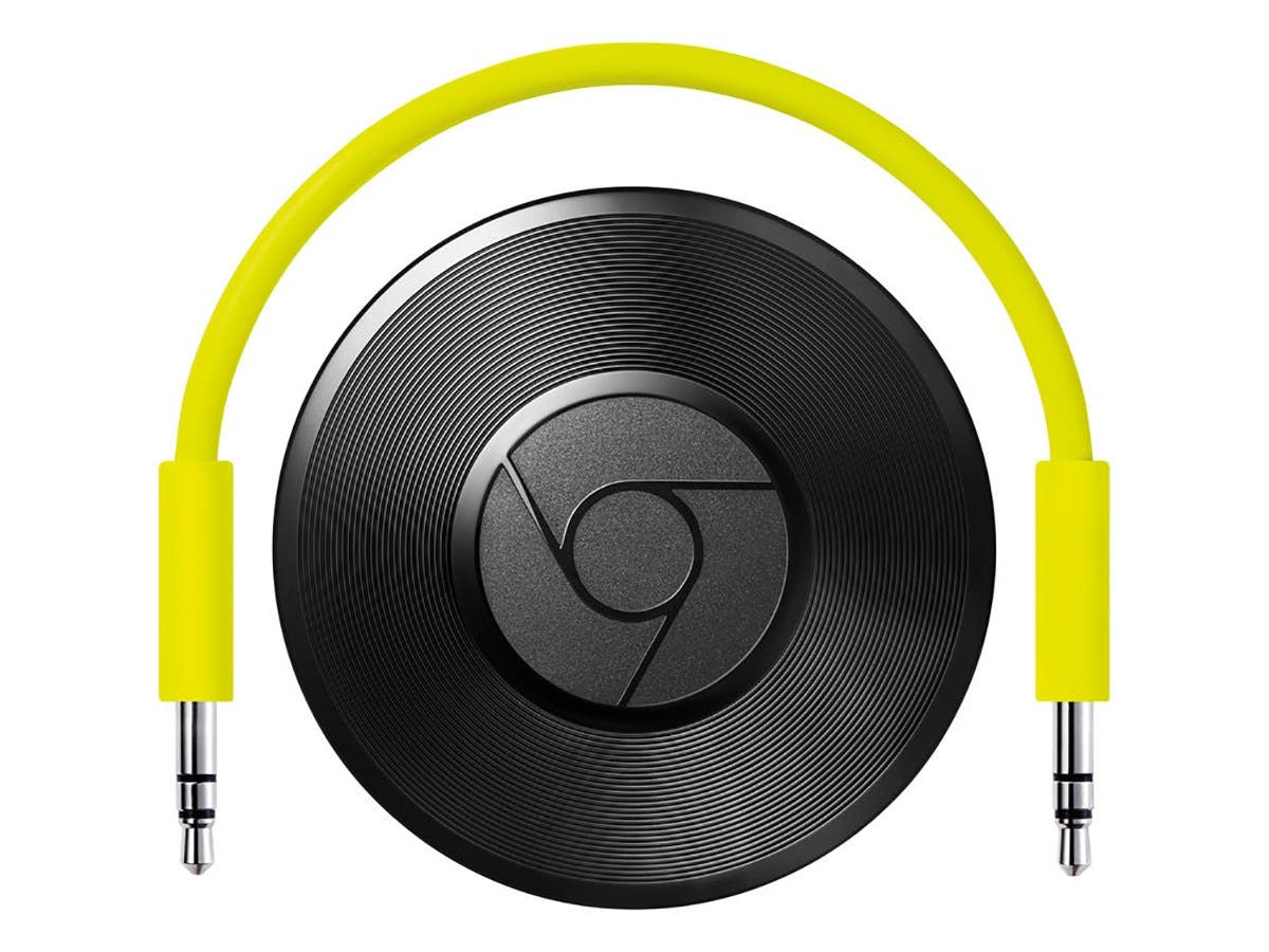 Google GA3A00147-A14-Z01 Chromecast Audio
