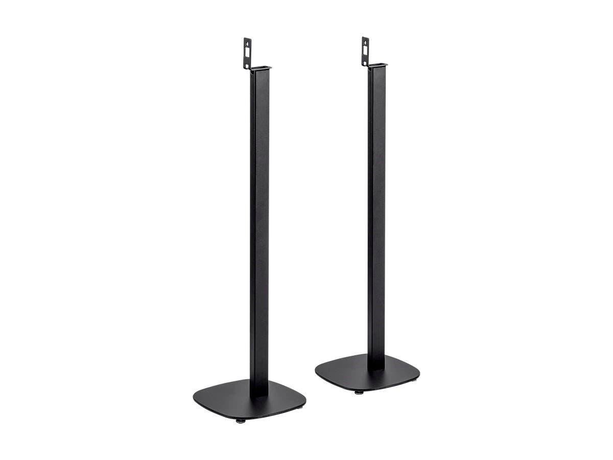 Monoprice Floor Speaker Stand for Sonos PLAY:1 Black (Open Box)-Large-Image-1