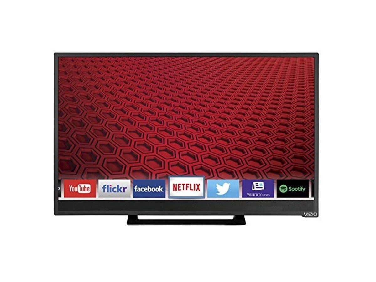 """VIZIO E24-C1 24"""" 1080p 60hz LED Smart TV with WiFi & Apps (Open Box)"""