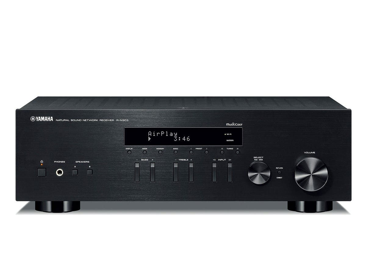 Yamaha R-N303 Network Stereo Receiver-Large-Image-1