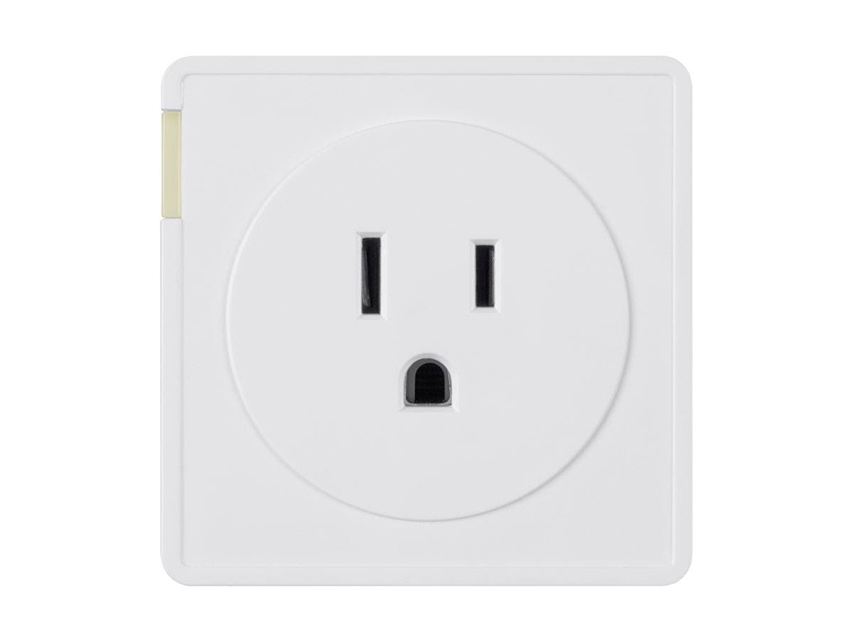 STITCH by Monoprice Wireless Smart Plug with Energy Monitoring & Reporting;  Works with Amazon Alexa