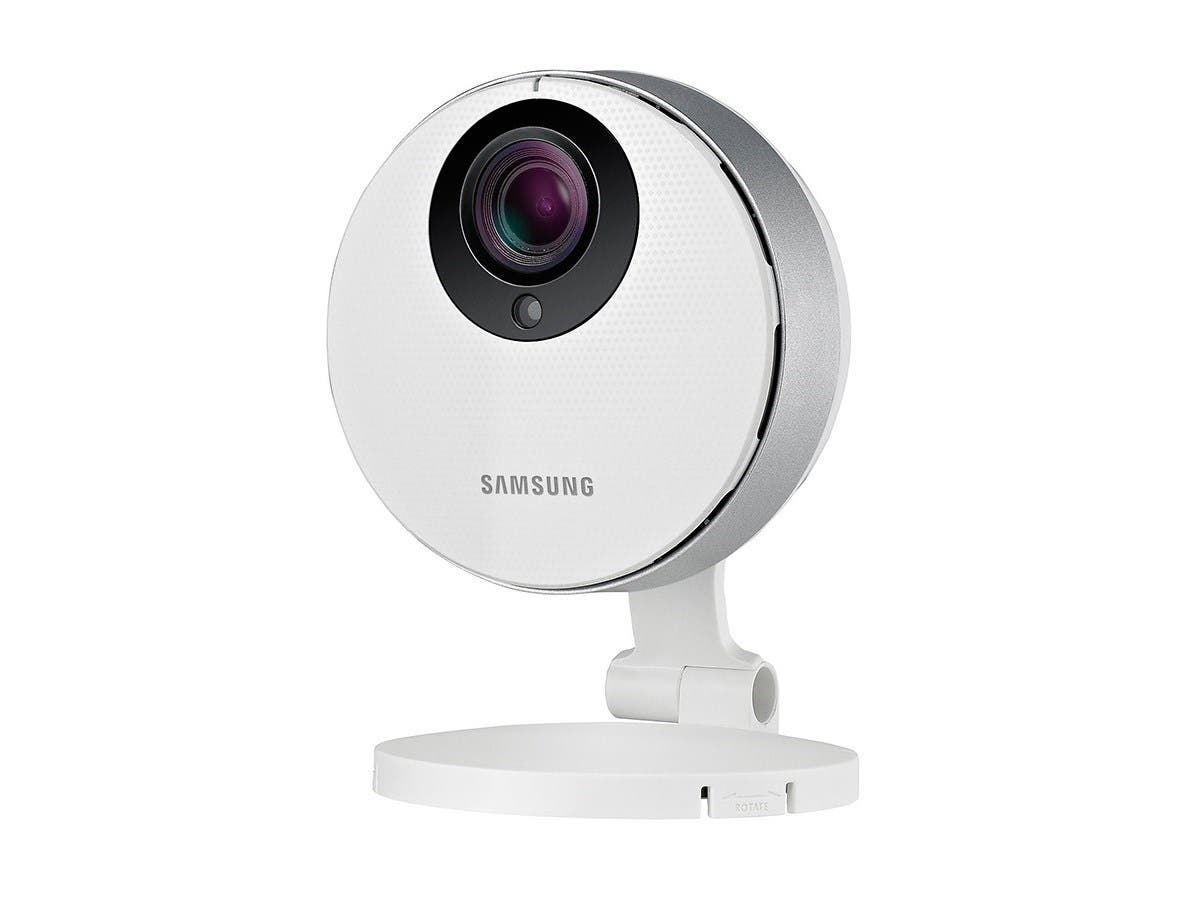 Samsung SNH-P6410 1080p SmartCam HD Pro Wireless High-Definition Security Camera (Open Box)