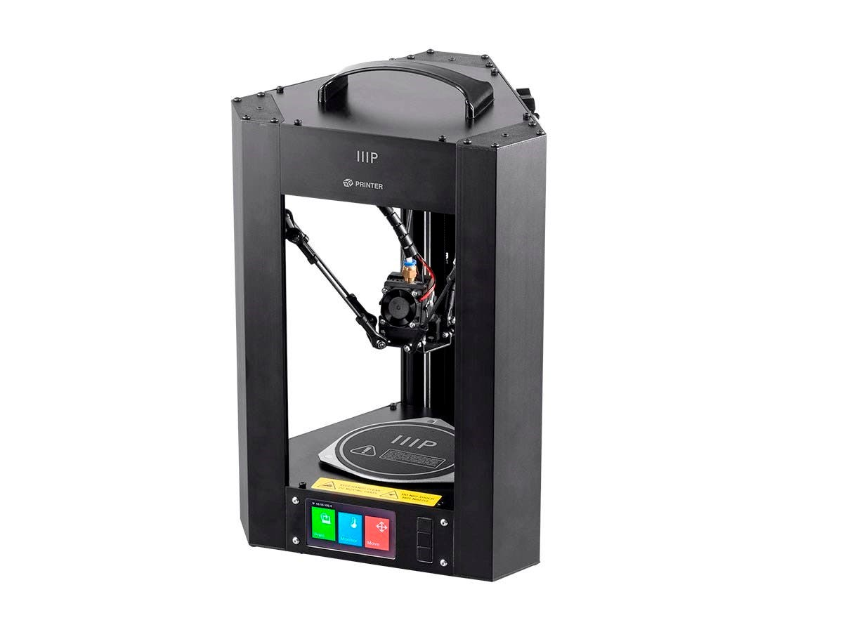 Monoprice MP Mini Delta 3D Printer (Open Box)-Large-Image-1