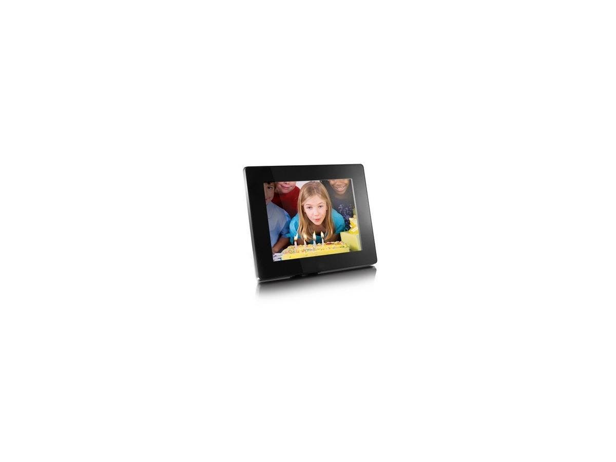 Aluratek ADMPF108F Digital Photo Frame - Photo Viewer, Audio Player ...