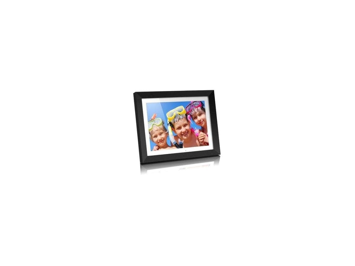 "Aluratek Digital Frame - 15"" Digital Frame - 1024 x 768 - Built ..."
