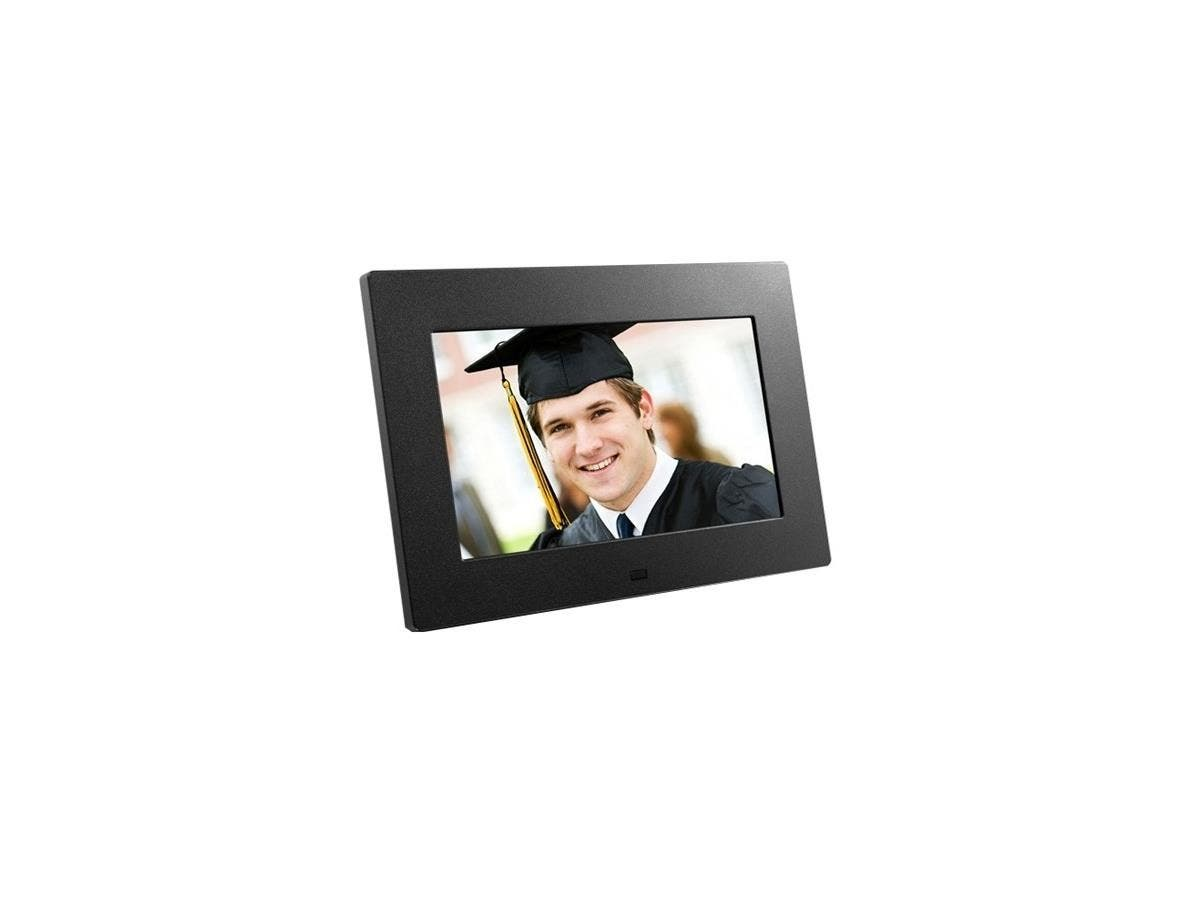 Aluratek Adpf08sf Digital Photo Frame 834 Lcd Digital Frame