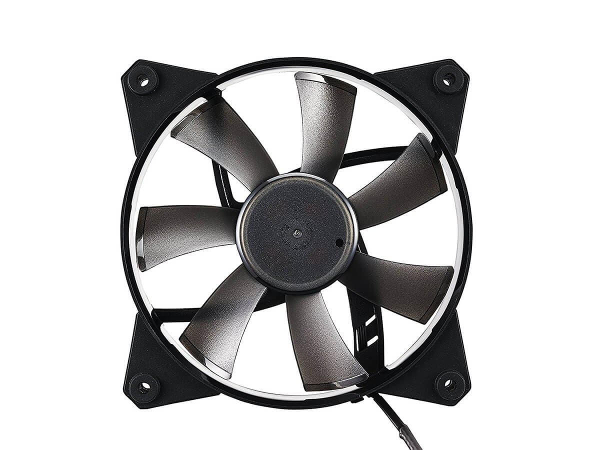 Cooler Master MasterFan Pro 120 Air Flow- 120mm High Air Flow Black Case Fan, Computer Cases CPU Coolers and Radiators -Large-Image-1