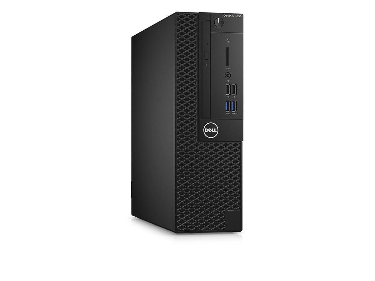 Dell 6y9tm Optiplex 3050 Small Form Factor Desktop Computer Intel Core I5 7500