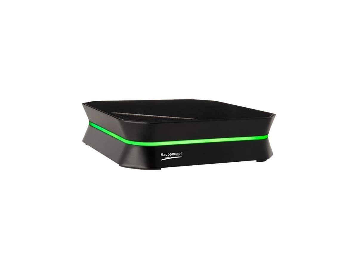 Hauppauge HD PVR 2 GE Plus - Functions: Video Recording, Video Streaming, Video Capturing - USB 2.0 - 1920 x 1080 - External-Large-Image-1