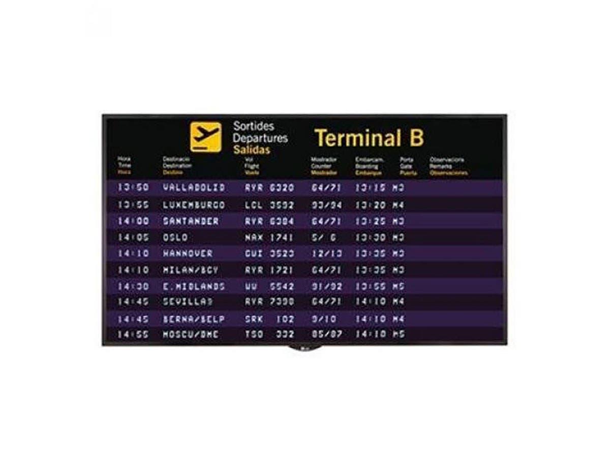 "LG SH7DB-Series 49""-Class Full HD Commercial IPS LED Display - 1920X1080 700NIT MNTR TAA 24/7 HDMI DP DVI - 49SH7DB-M-Large-Image-1"