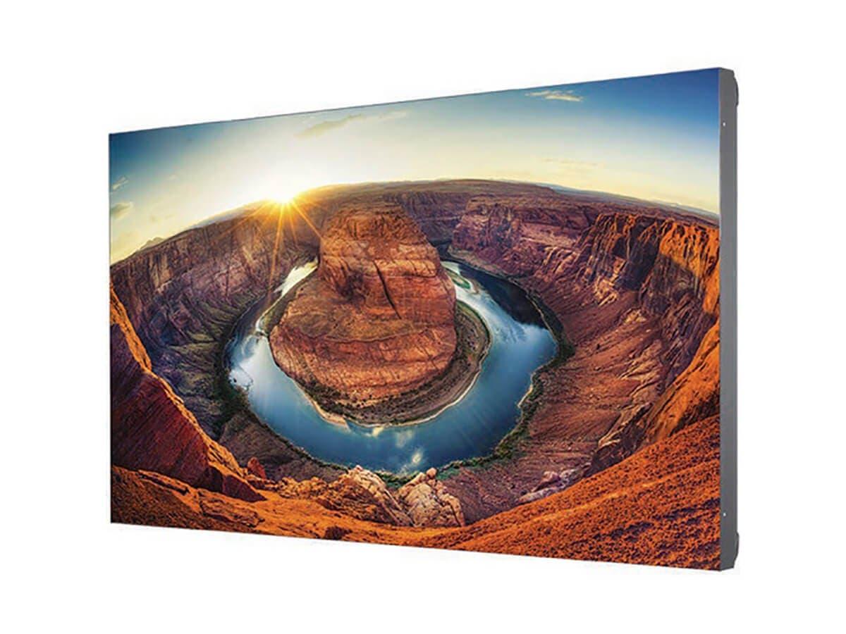 LG 49VM5C-A Digital Signage Display - FHD VIDWAL LESS 2MM BEZEL 500 NIT HDMI DP DVI RGB RS232 RJ-45-Large-Image-1
