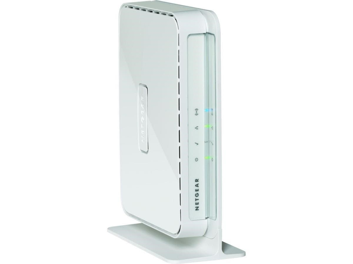 Netgear ProSafe WN203 IEEE 802.11n 300 Mbit/s Wireless Access Point - ISM Band - 1 x Network (RJ-45) - Desktop