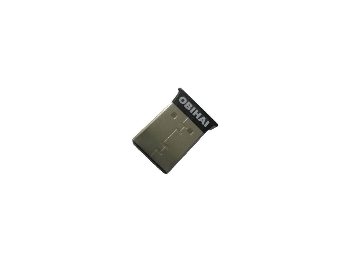 Obihai OBiBT - Bluetooth Adapter for VoIP Adapter - USB - 2.40 GHz ISM - External-Large-Image-1