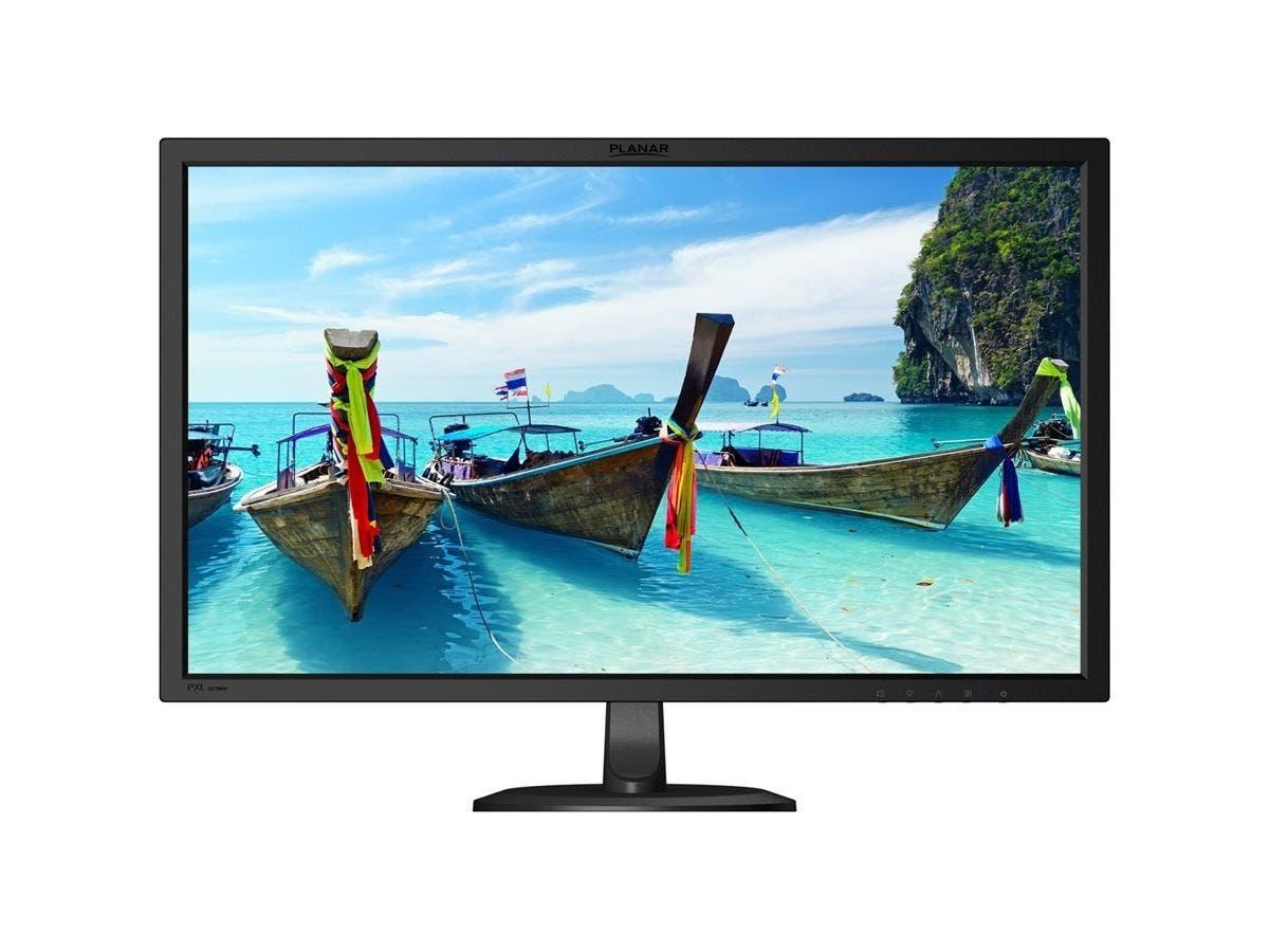 "Planar PXL2270MW 22"" Edge LED LCD Monitor - 16:9 - 5 ms - 1920 x 1080 - 16.7 Million Colors - 250 Nit - 1,000:1 - Full HD - Speakers - HDMI - VGA - DisplayPort - 23 W - RoHS-Large-Image-1"