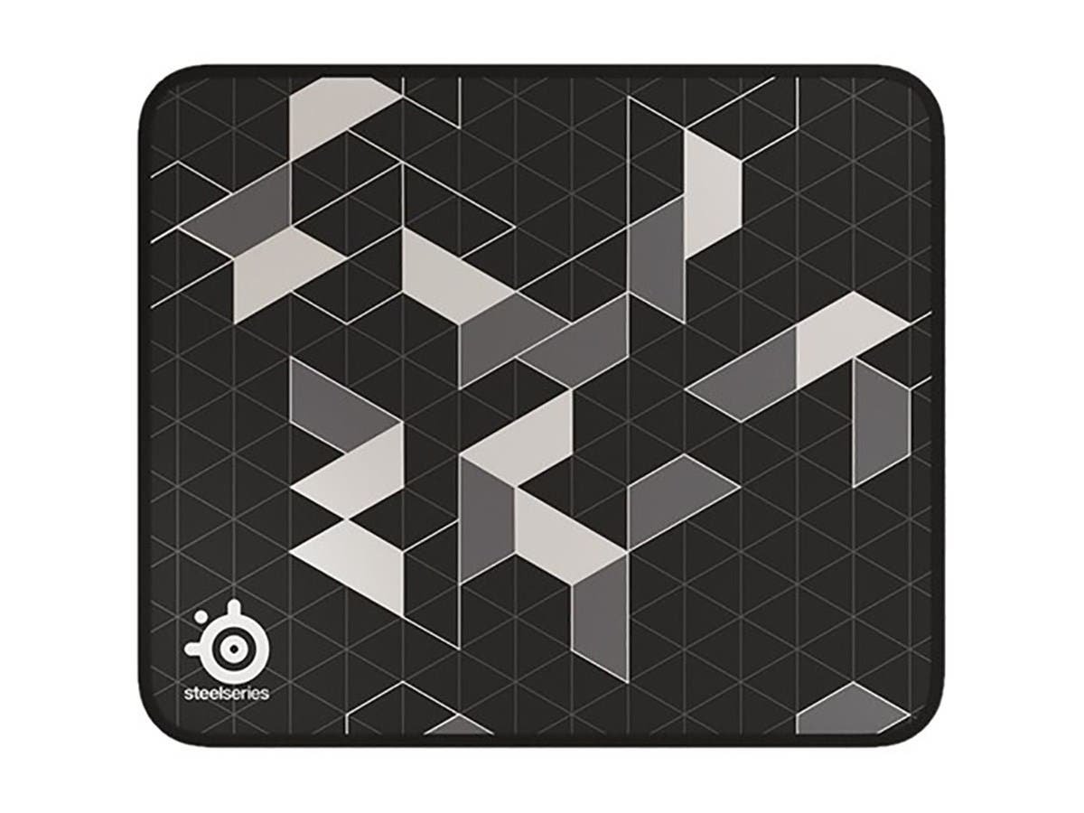 SteelSeries QcK Limited Gaming Mousepad, XL, Black (63400)-Large-Image-1