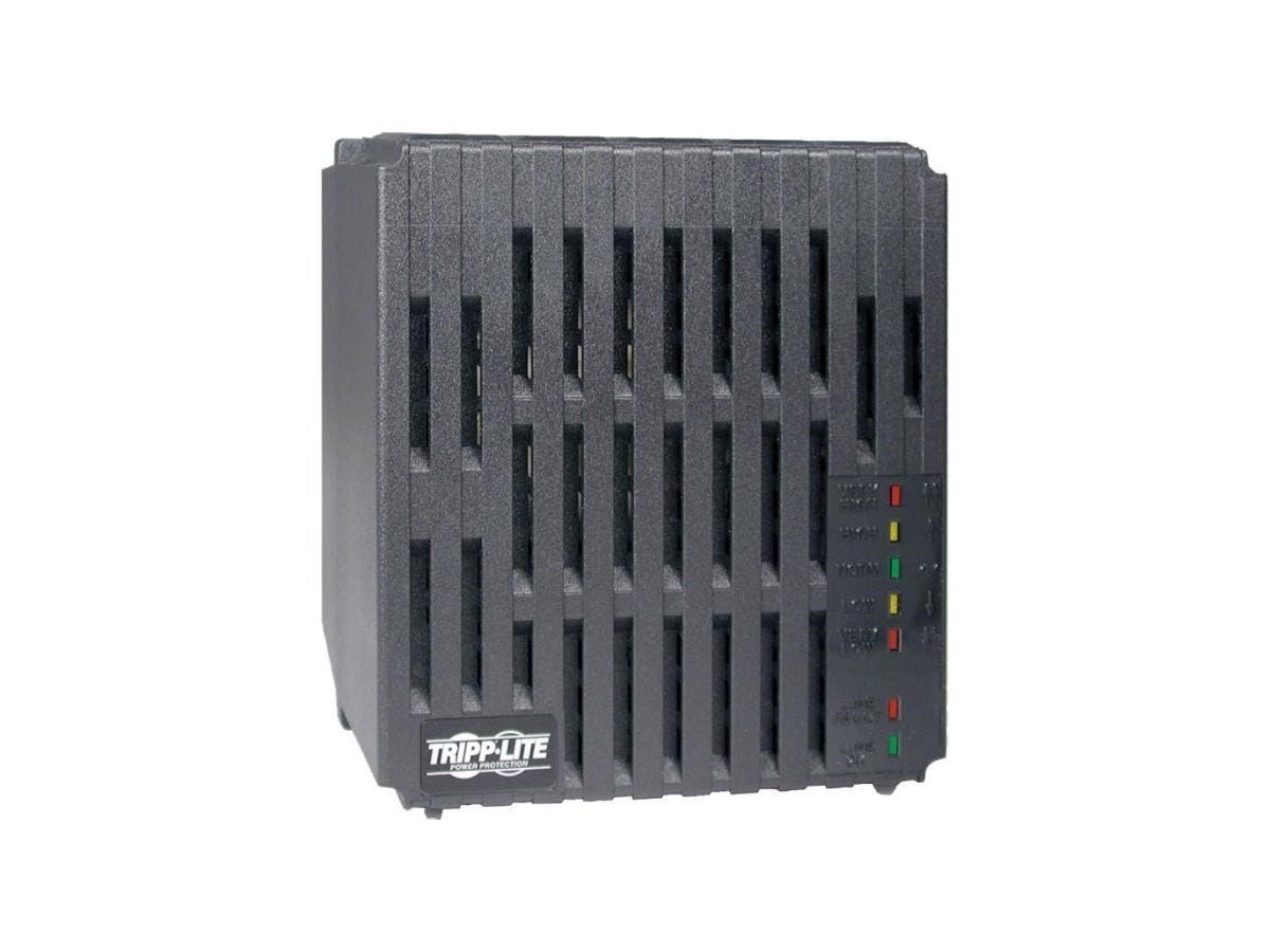 Tripp Lite 2400W Line Conditioner w/ AVR / Surge Protection 120V 20A 60Hz 6 Outlet 6ft Cord Power Conditioner - Surge, EMI / RFI, Over Voltage, Brownout protection - NEMA 5-15R, NEMA 5-20R - 110 V AC