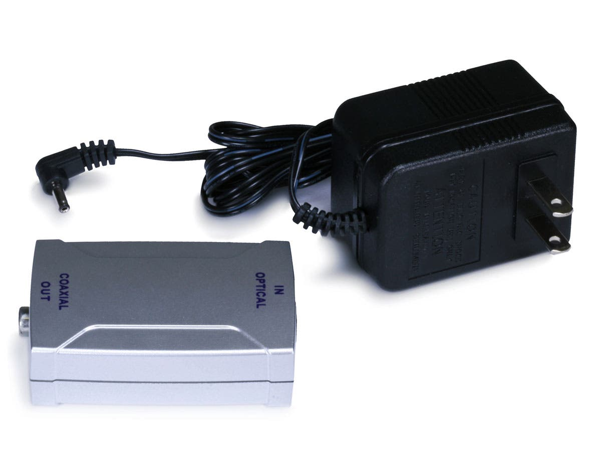 Monoprice S/PDIF (Toslink) Digital Optical to Digital