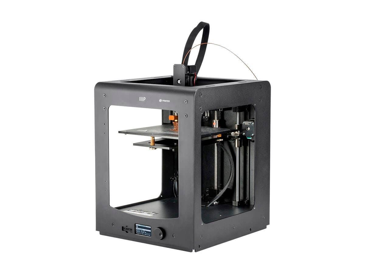Monoprice Maker Ultimate 3D Printer - MK11 DirectDrive Extruder / 24V Power System (Open Box)-Large-Image-1