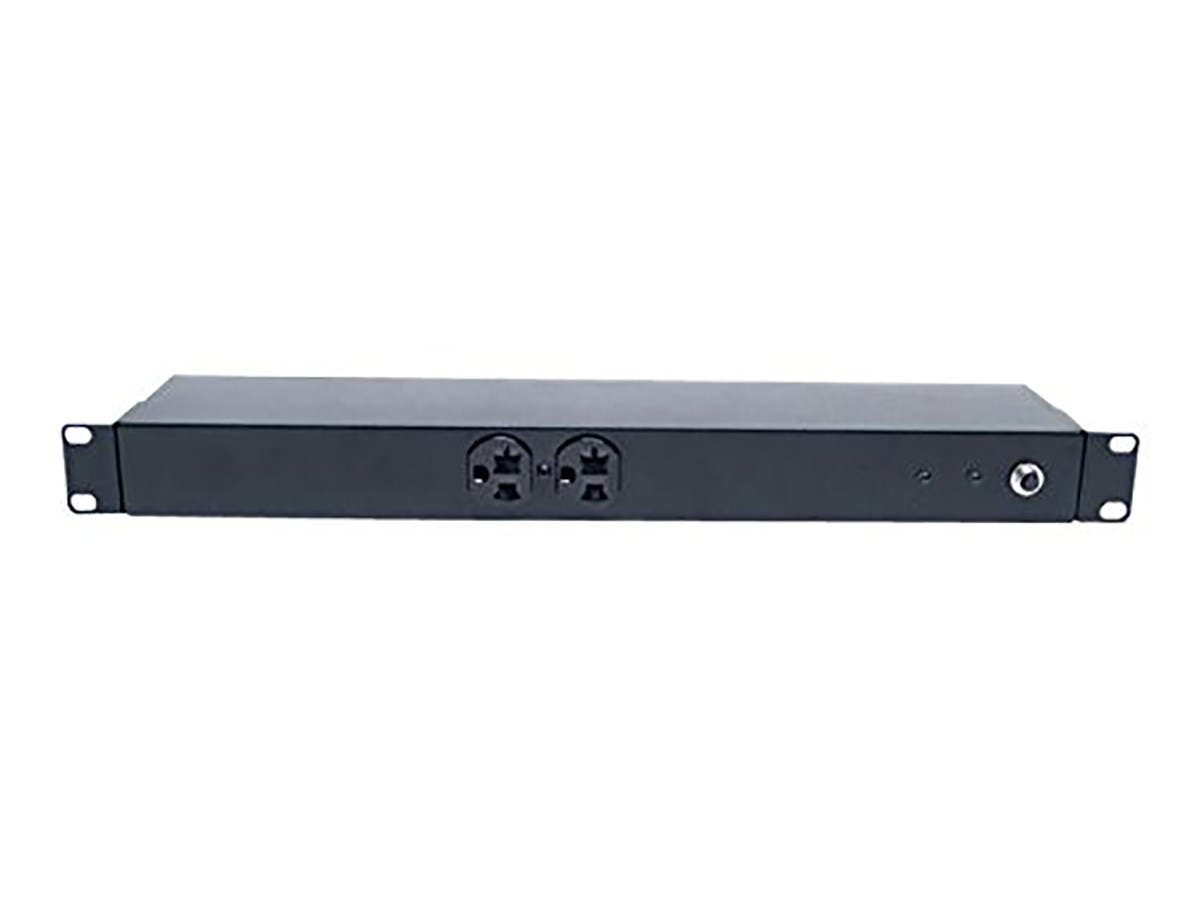 Minuteman OES1020HVL 10-Outlet Surge-Protected PDU-Large-Image-1