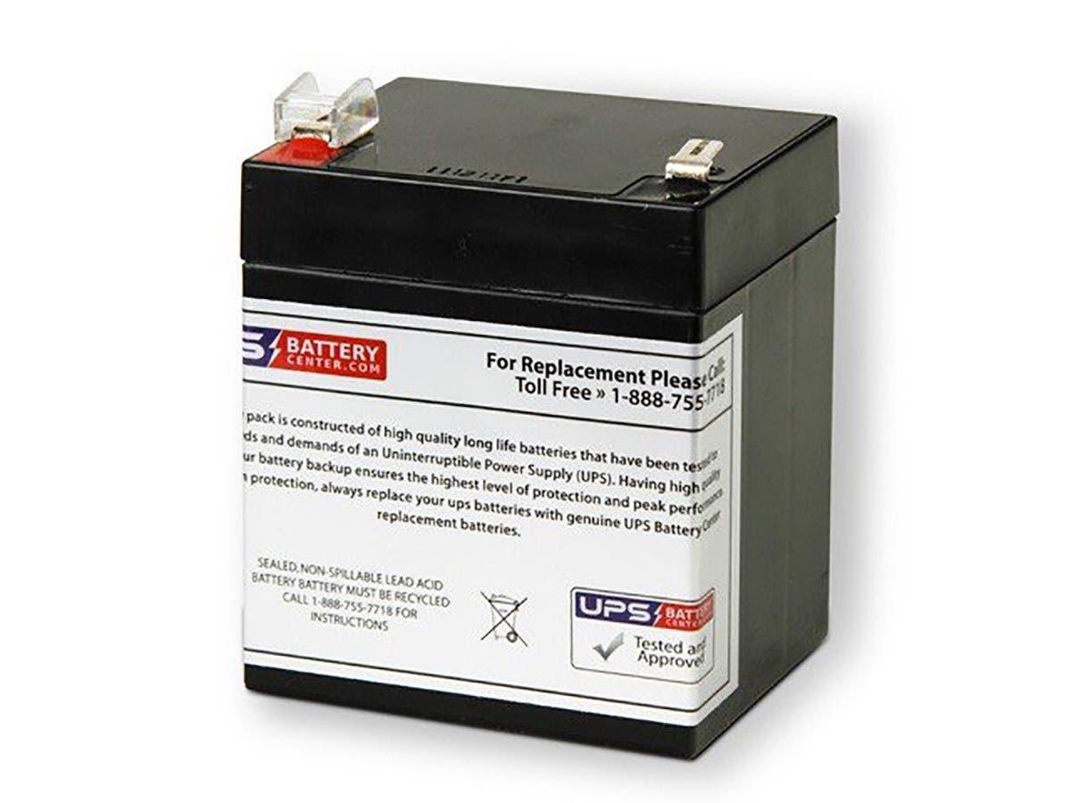MinutemanB00015 Minuteman Individual Replacement Battery - 4.5 Ah Capacity -Large-Image-1