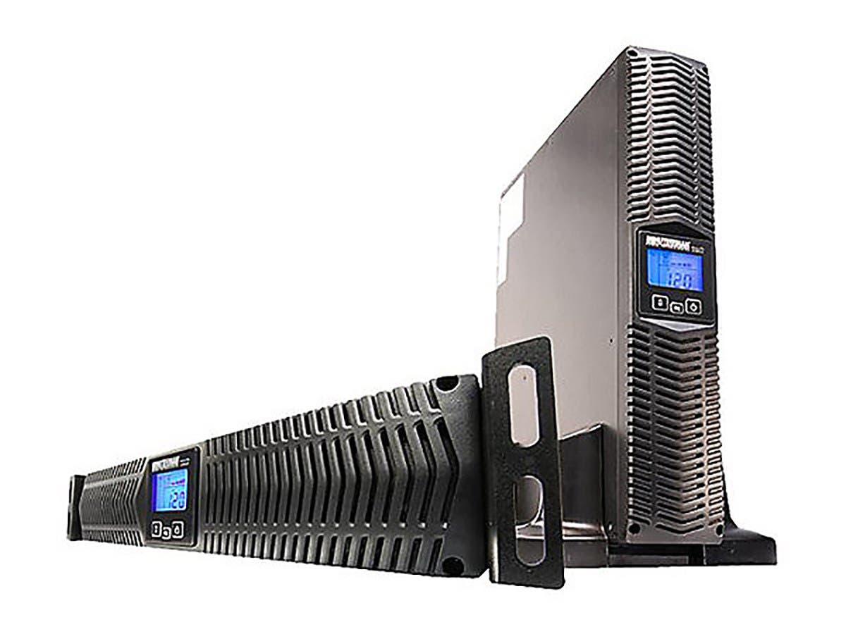 Minuteman EnterprisePlus LCD E3000RT2U - UPS - 2560 Watt - 3000 VA-Large-Image-1