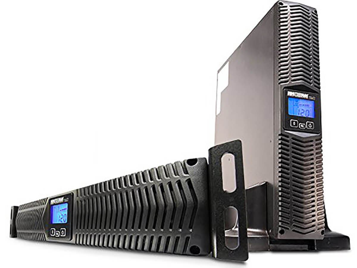 MINUTEMAN E750RT2U Uninterrupted Power Supply -Large-Image-1