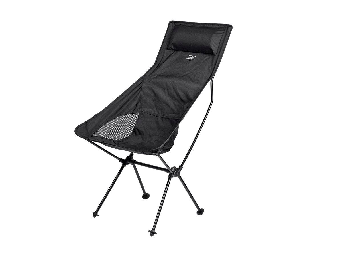 Pure Outdoor by Monoprice Tall Camp Chair-Large-Image-1