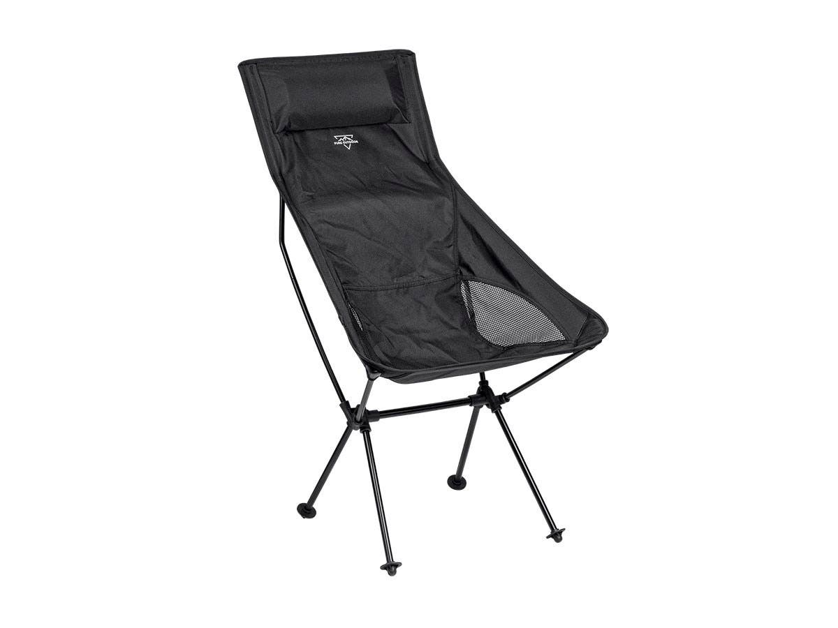 Pure Outdoor By Monoprice Tall Camp Chair Small Image 2